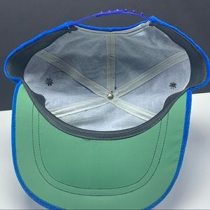 6eaba79f491 unbranded Accessories - Nuke em till they glow SnapBack hat bomb felt blue
